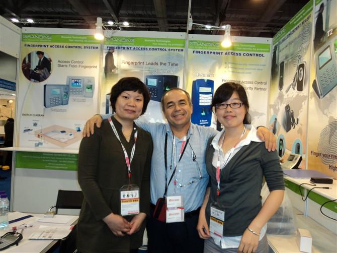 Global Sources Fair in Hongkong 2011
