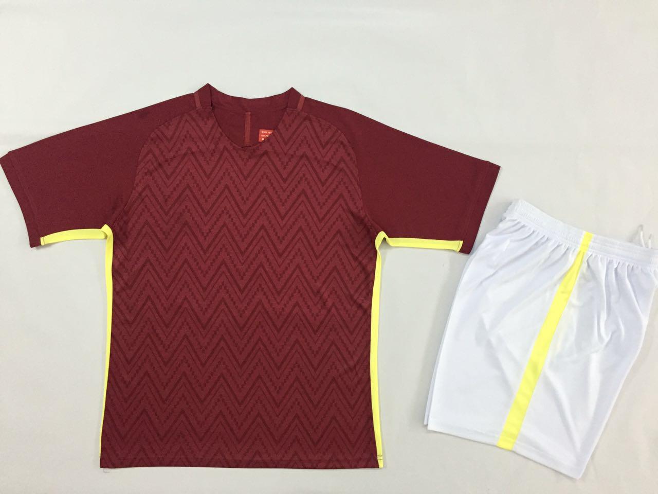 16/17 America Red jerseys