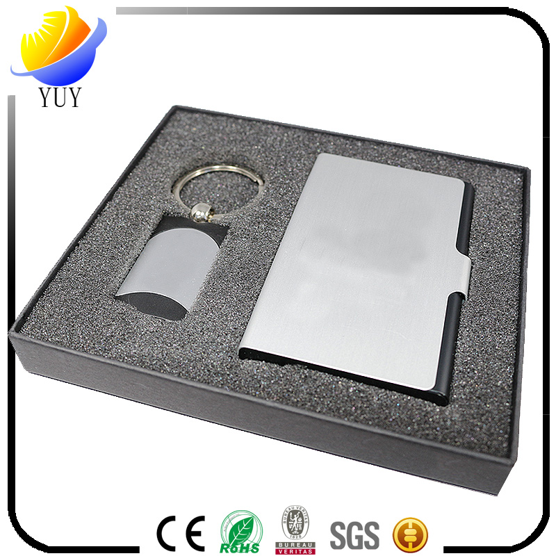 Promotional gifts for name card holder gift sets