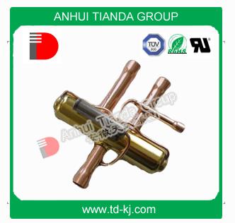 Reheat valve