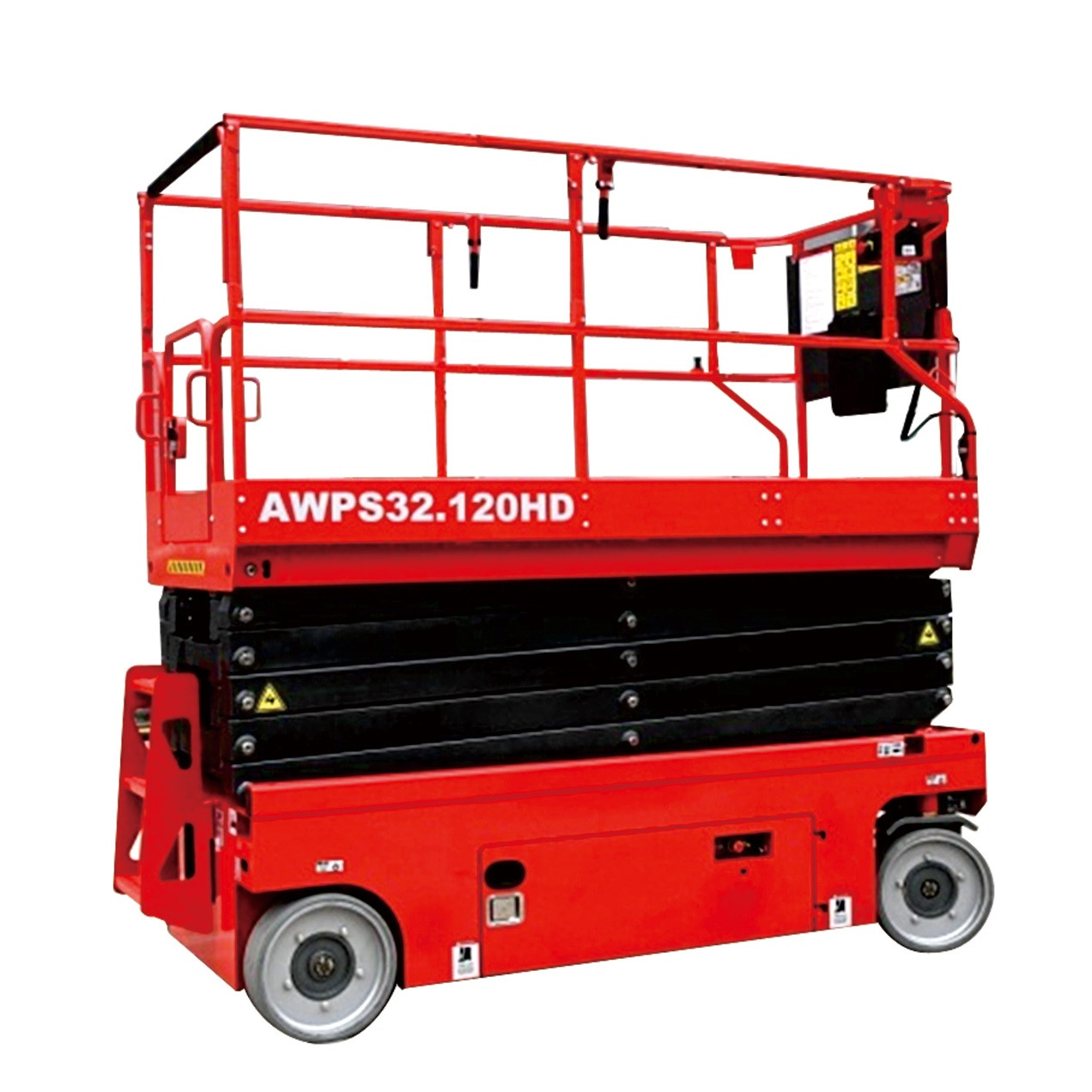 Self-propelled Scissor Lift/Platform 6-16m