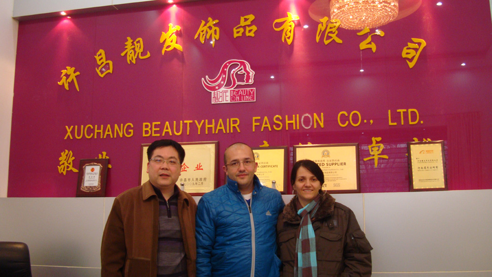 Latin American Customers Visiting Beautyhair Fashion