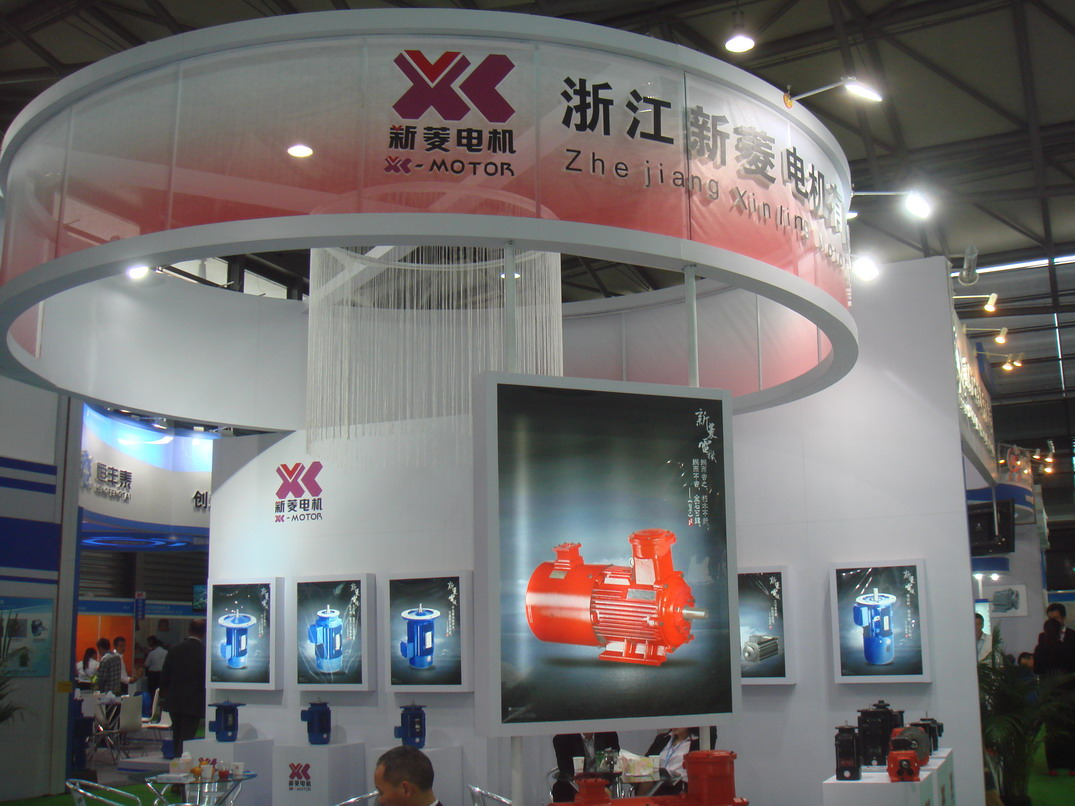 XL-Motor booth at PTC -2