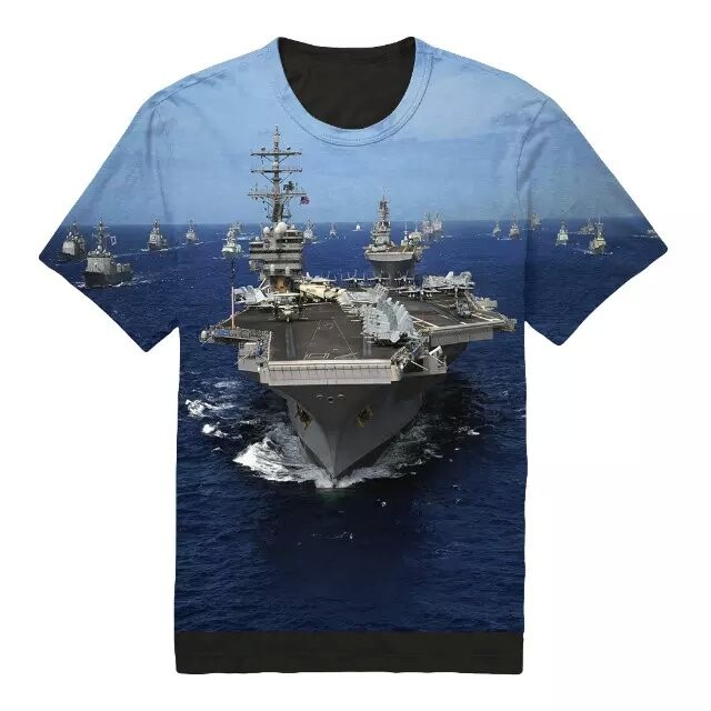 T-shirt and clothing direct printing