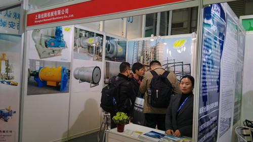 2014 Shanghai Dry mortar show
