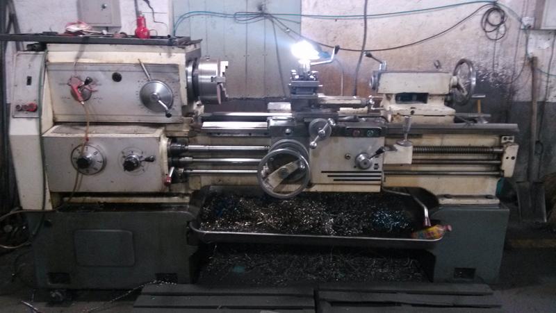 turning machine