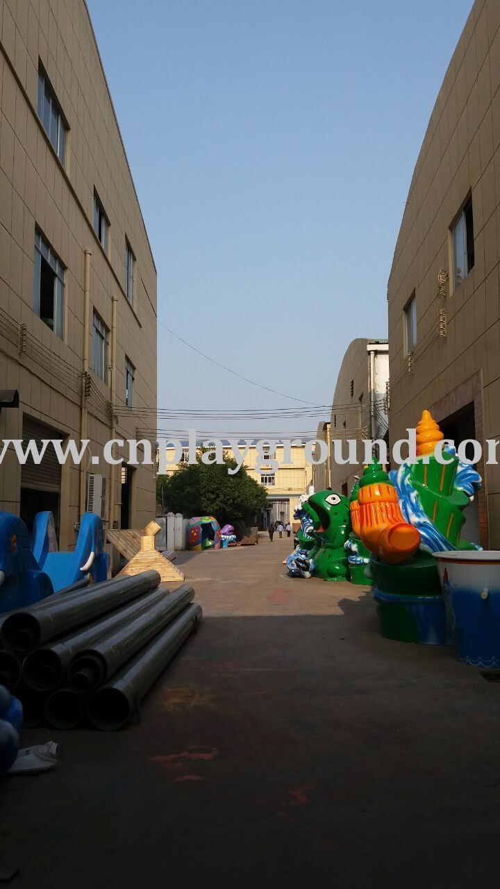 Water Slide Manufacturer in Guangzhou China With CE