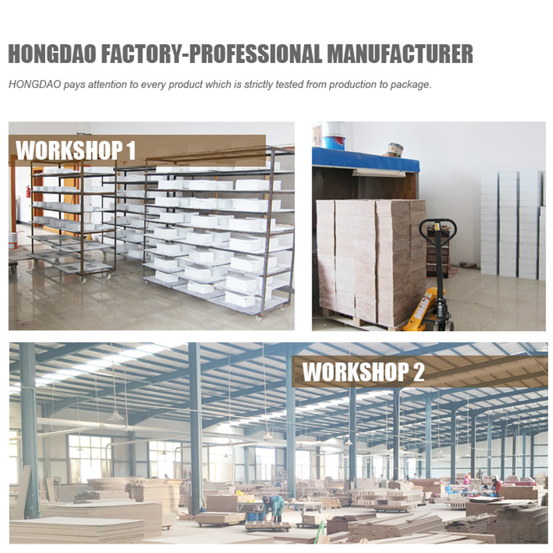 HONGDAO Cooperated Factory