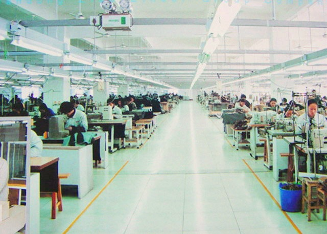 Home Textile Sewing Factory