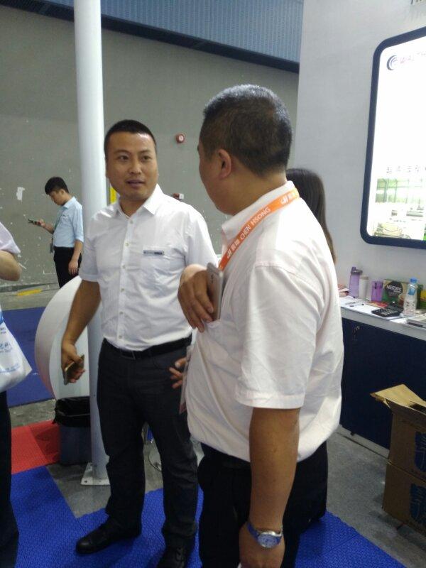 Chinaplas 2017-Huang Haiqing