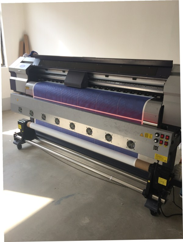 Buff Bandana Digital Printing Machine