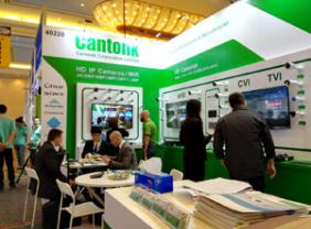 Cantonk booth in USA