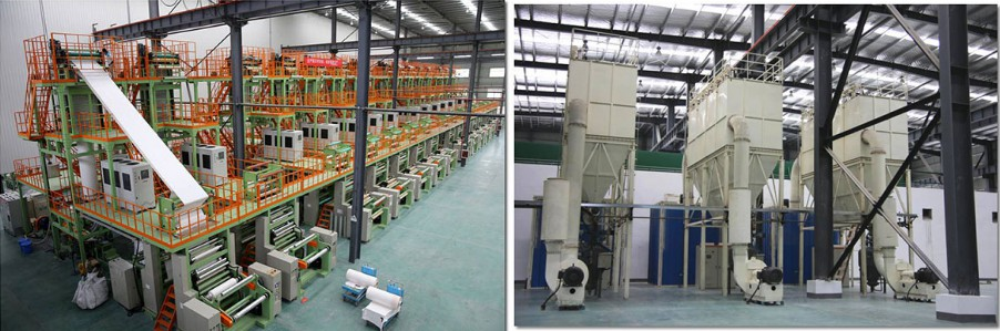 Stone Paper Producing Equipments