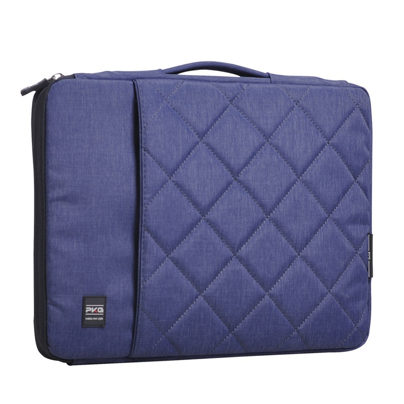simple style nylon laptop sleeve,laptop briefcase