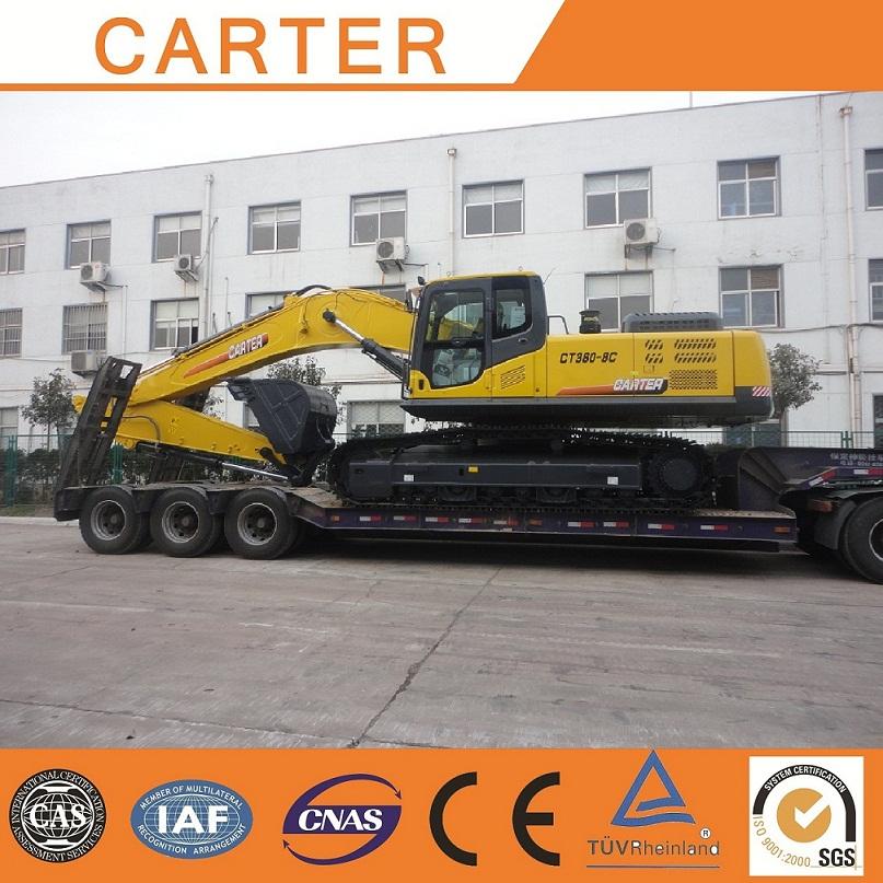 Brazil - 2 units 36t heavy duty excavator