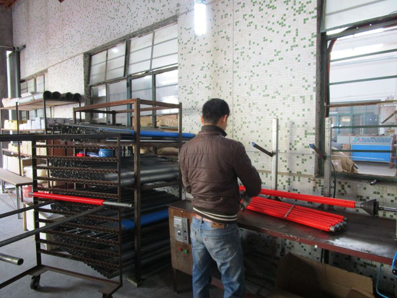 PRODUCTION LINE 2 FOR TPU COIL HOSE