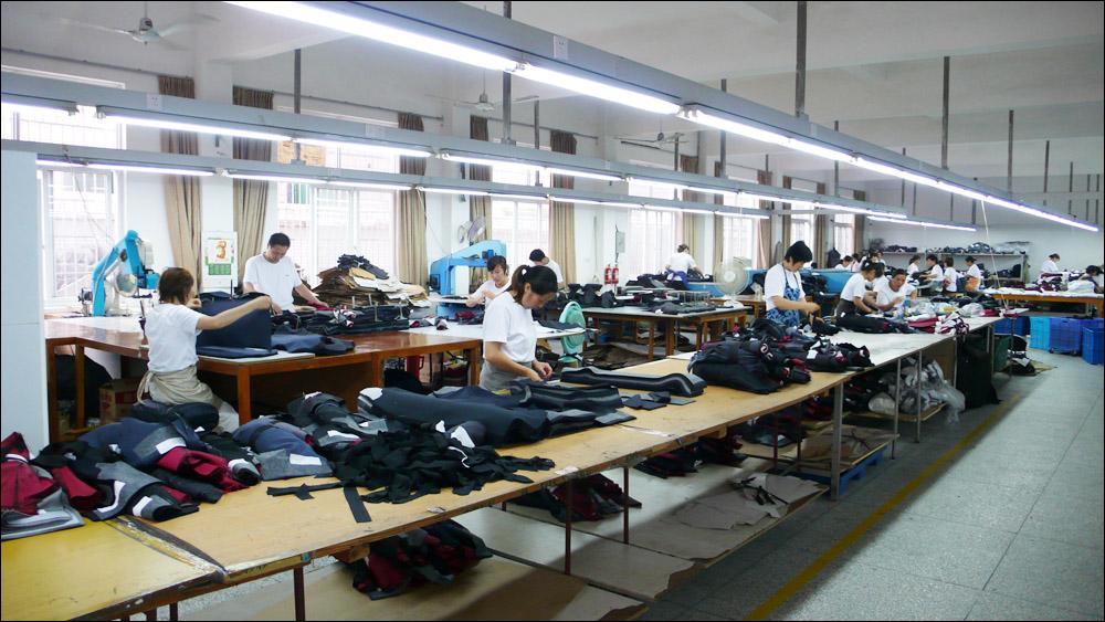 Guangzhou Aoxinsha Garment Middle-checking Department