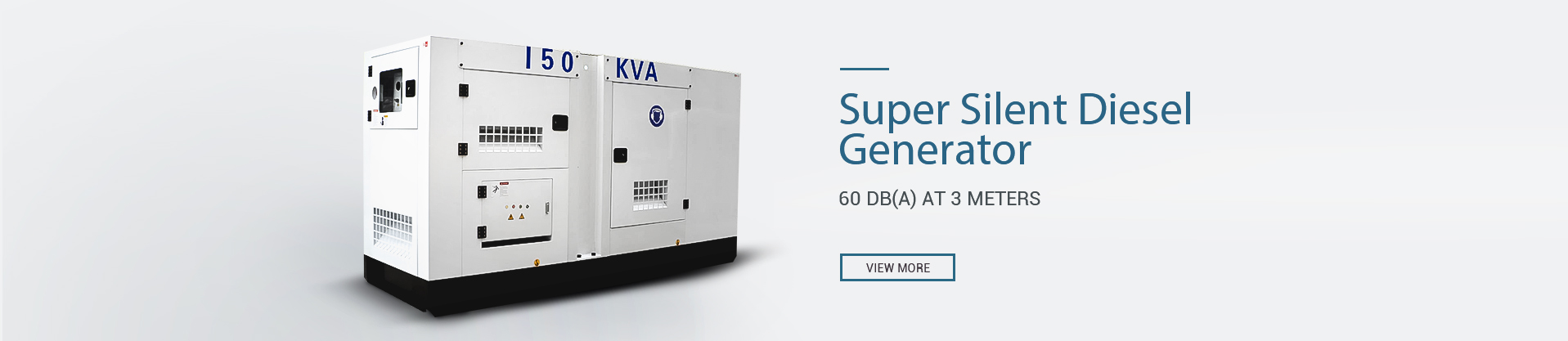 Guangzhou Generator Supplier