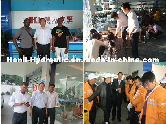 Reverently welcome more foreign friends come to visit our company, to join us and cooperate happily.