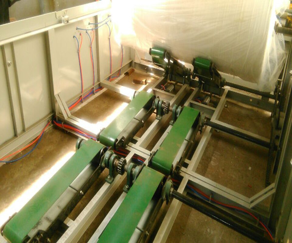 New Type Rewinding Machine for Toilet Paper Roll