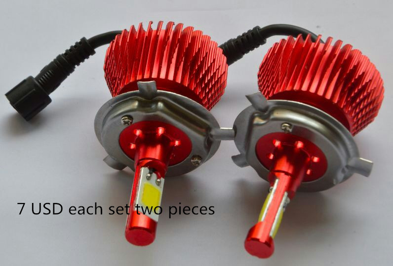 Automobiles & Motorcycles Auto LED Headlights H1, H3, H4, H15 for Auto Head Lamp Car LED Headlight