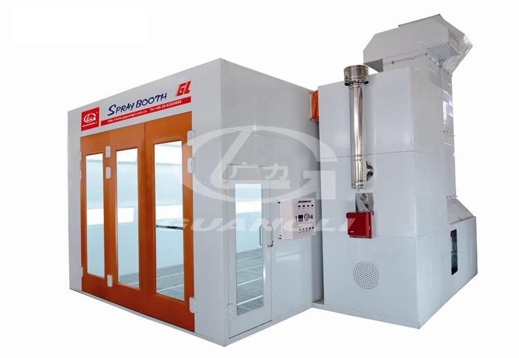 Guangli Spray Booth for European Market /Car maintenance equipment