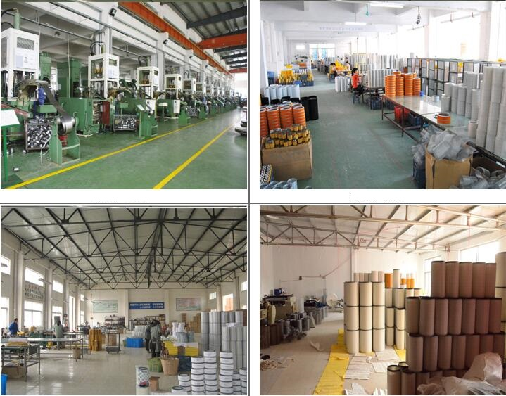We mainly produce oil filter ,air filter and fuel filter