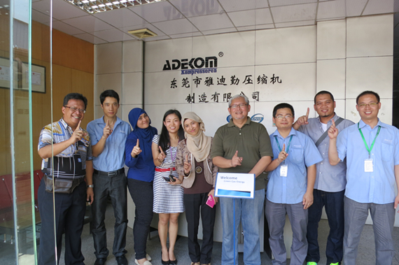 Indonesia Client Visit ADEKOM