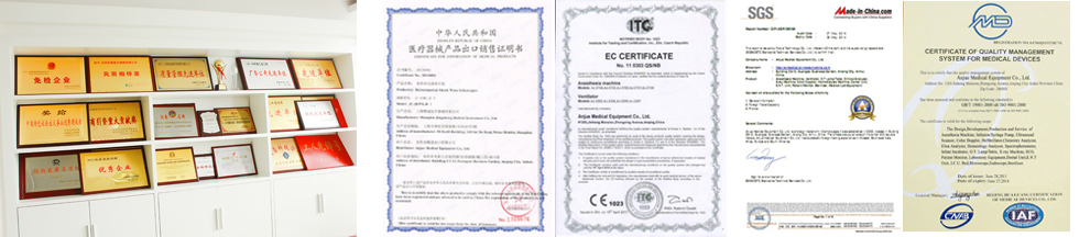 Certificates of CE,ISO,EXPORT LICENSE,SGS,HIGH TECHNOLOGY COMPANY