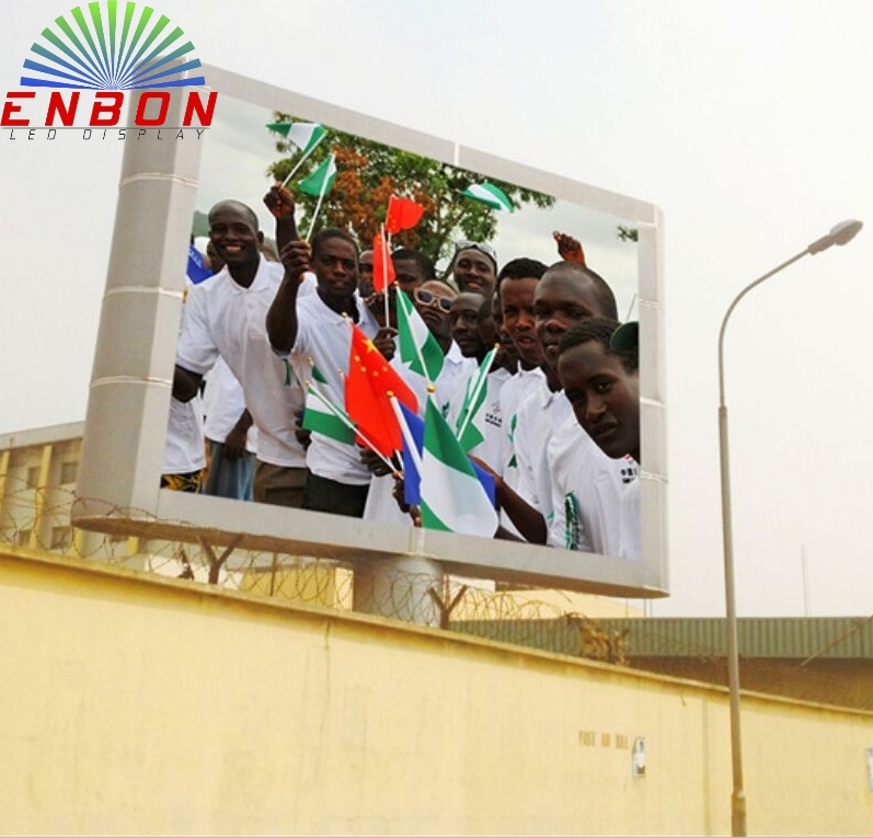 Stadium LED billboard for sports
