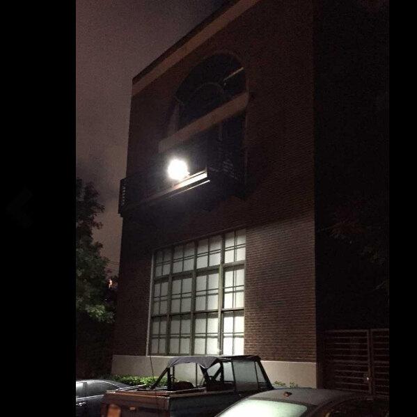The High-end Commercial Solar Security Light, Solar Garden Light