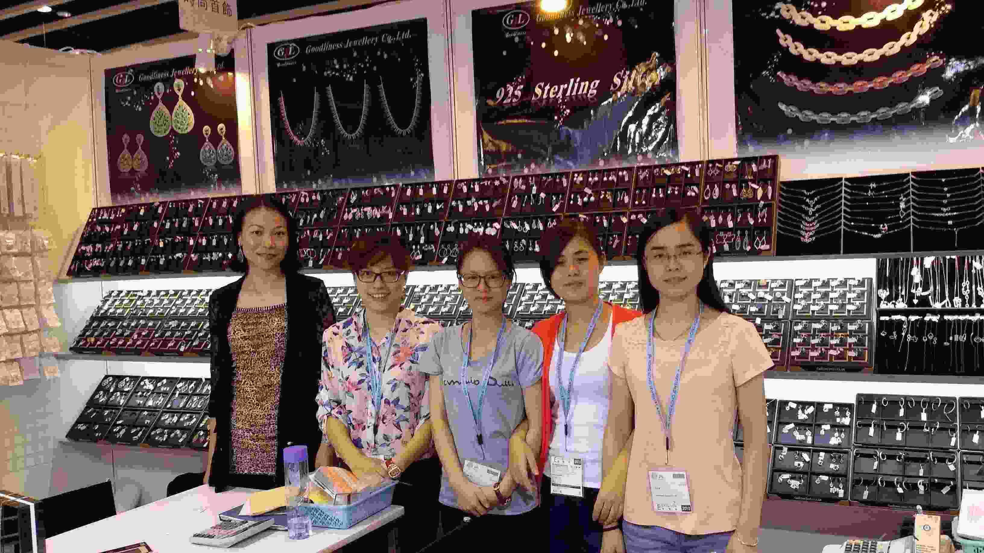 2016 Mar HongKong Jewelry Fair