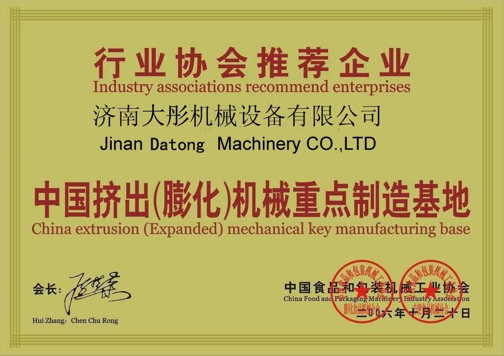 Datong Company Member Medal
