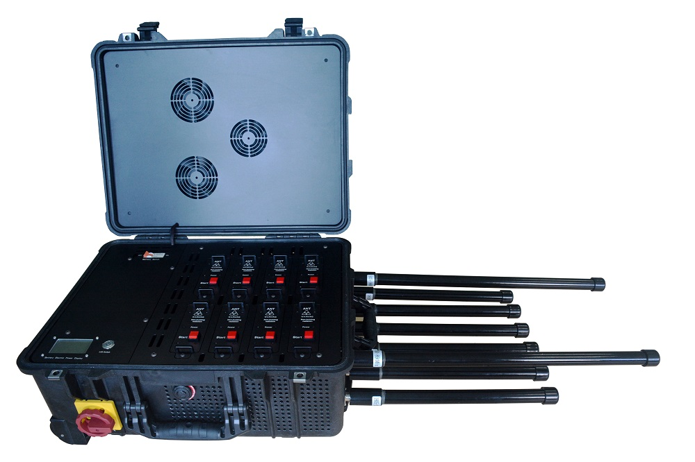Latest Product Show---Drone Jammer/UAV Jammer