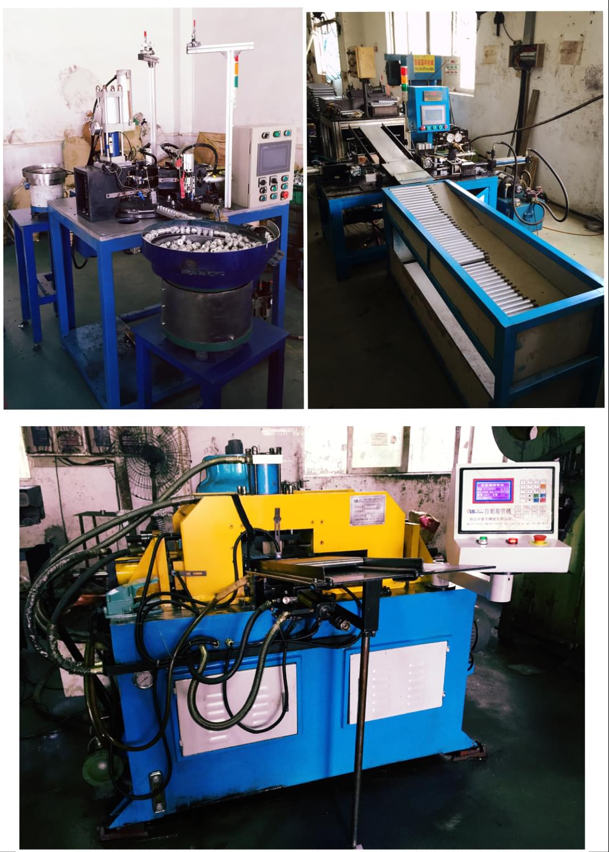 Auto Processing Machinery