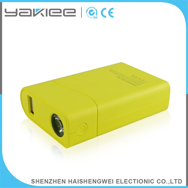 Customized Color Portable Mobile Power Bank