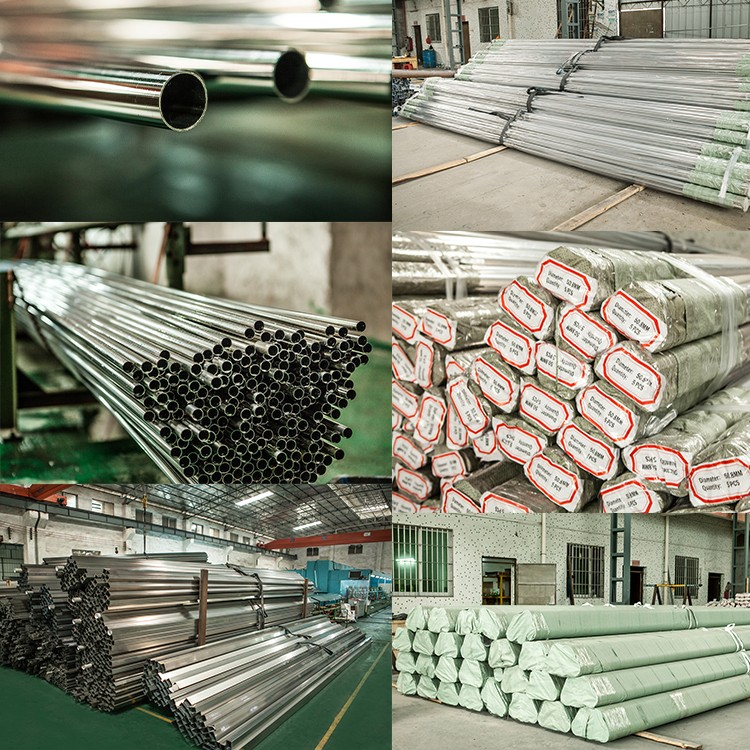 Packing for stainless steel pipe