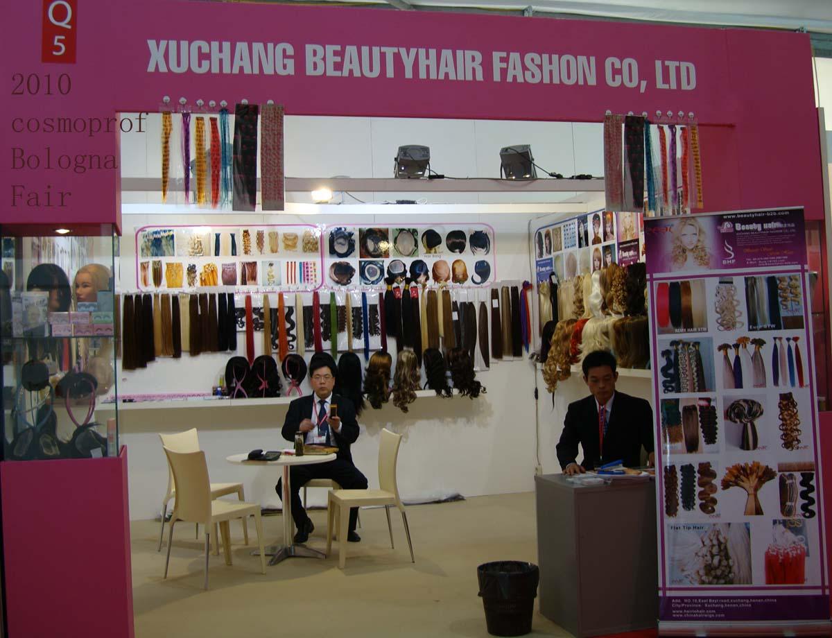 Beautyhair Fashion in Cosmoprof 2010
