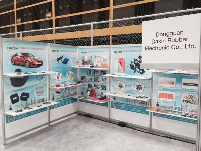 Dongguan Daxin Rubber Electronic Co.,Ltd