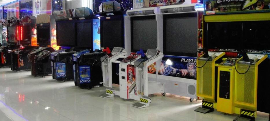 Game Game Machine