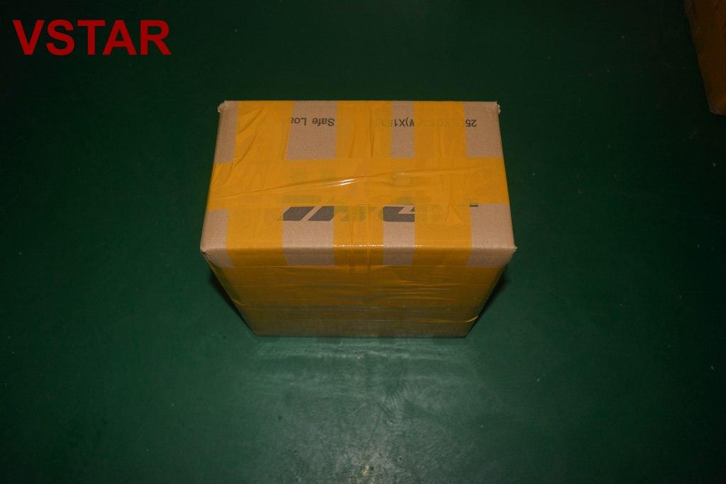 Carton sealed