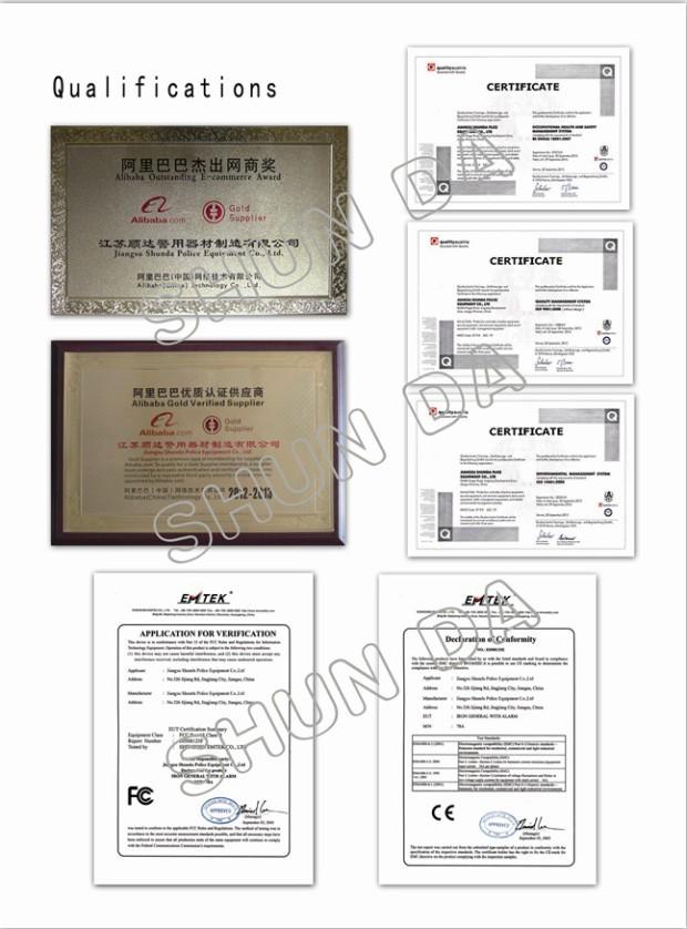 regular certifictaion
