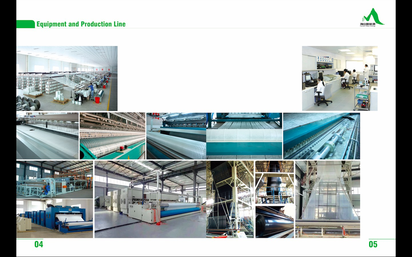 Equipment and Production Line