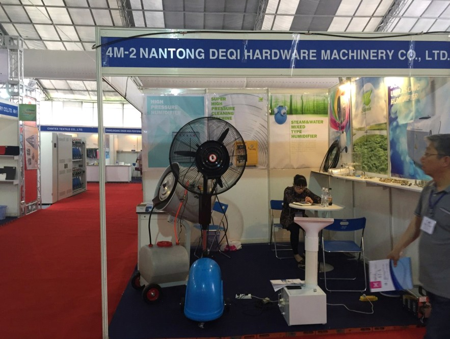 we attended the Fairs in Vietnam in 2016