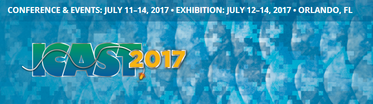 2017 ICAST SHOW-Booth N. 1016