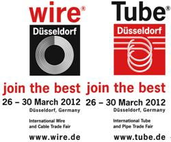 We will attend International Wire and Cable Trade Fair at Dusseldorf Germany!