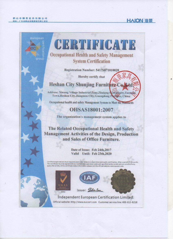 OHSAS180012007