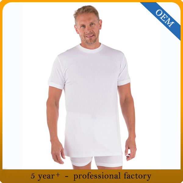 Wholesale Blank Plain Bamboo T Shirts