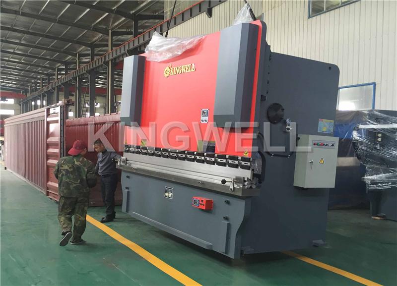 Deliver to Mexico WC67Y-250TX3200 press brake