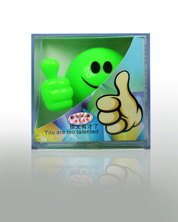 Aromatic Thumb for Cartoon Auto Perfume Car
